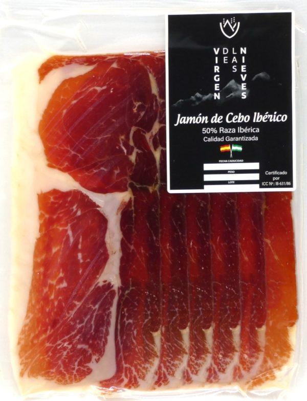 jamón iberico al vacio online